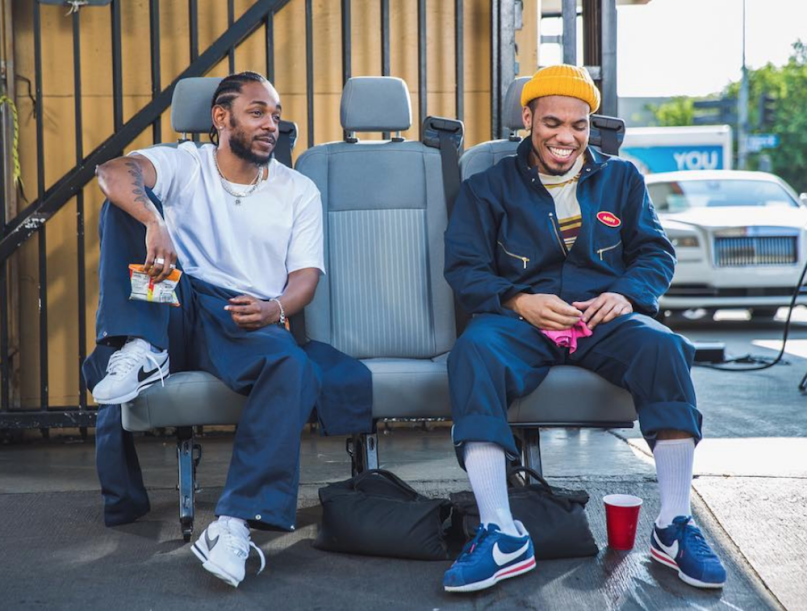 Watch Anderson. Paak & Kendrick Lamar's New 'TINTS' Music Video kendrick lamar anderson paak new song collaboration october