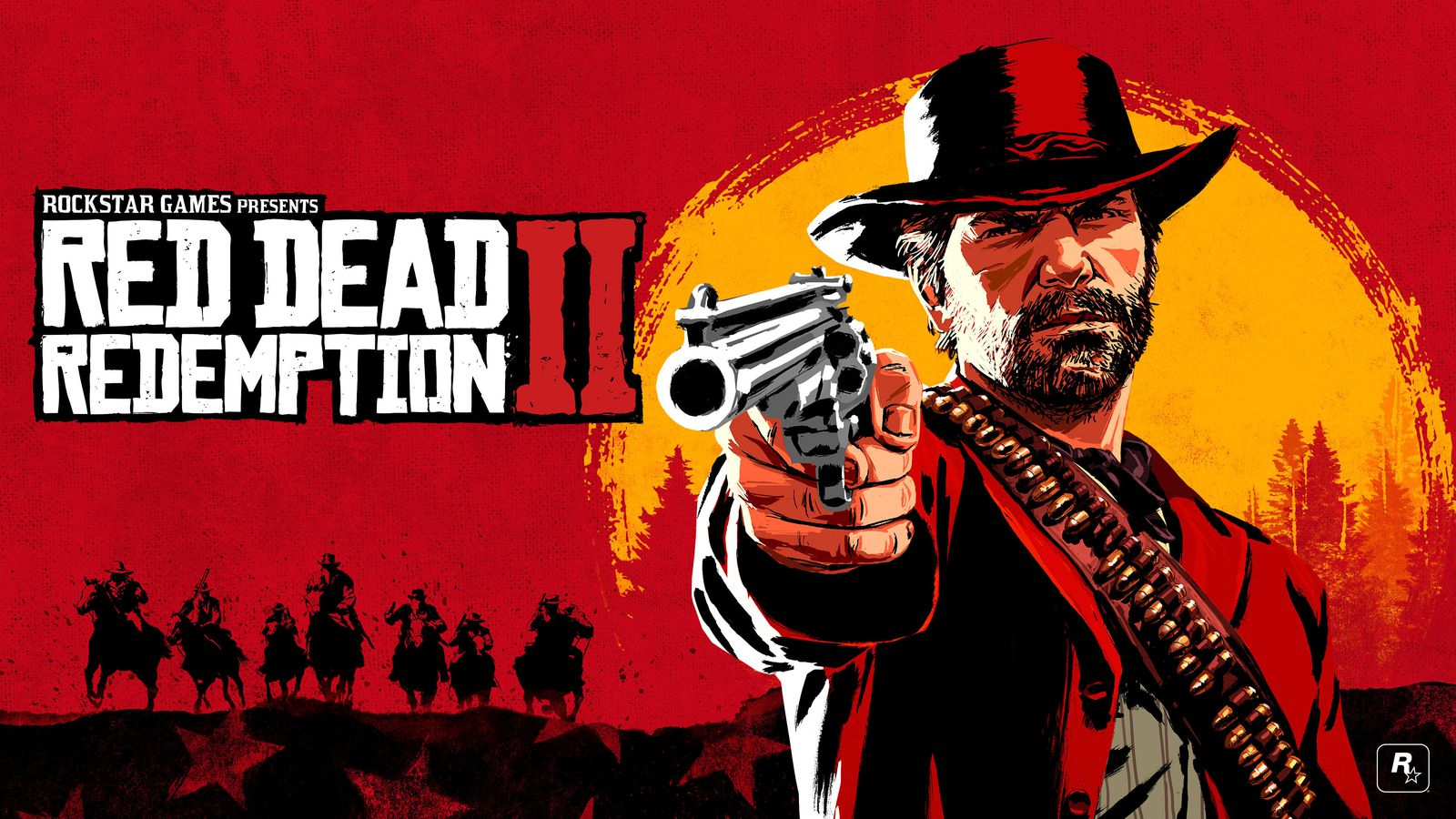 red dead redemption 2 'Red Dead Redemption 2' Sold $725 Million USD In Sales Within 3 Days rdr2 officialart 3840x2160