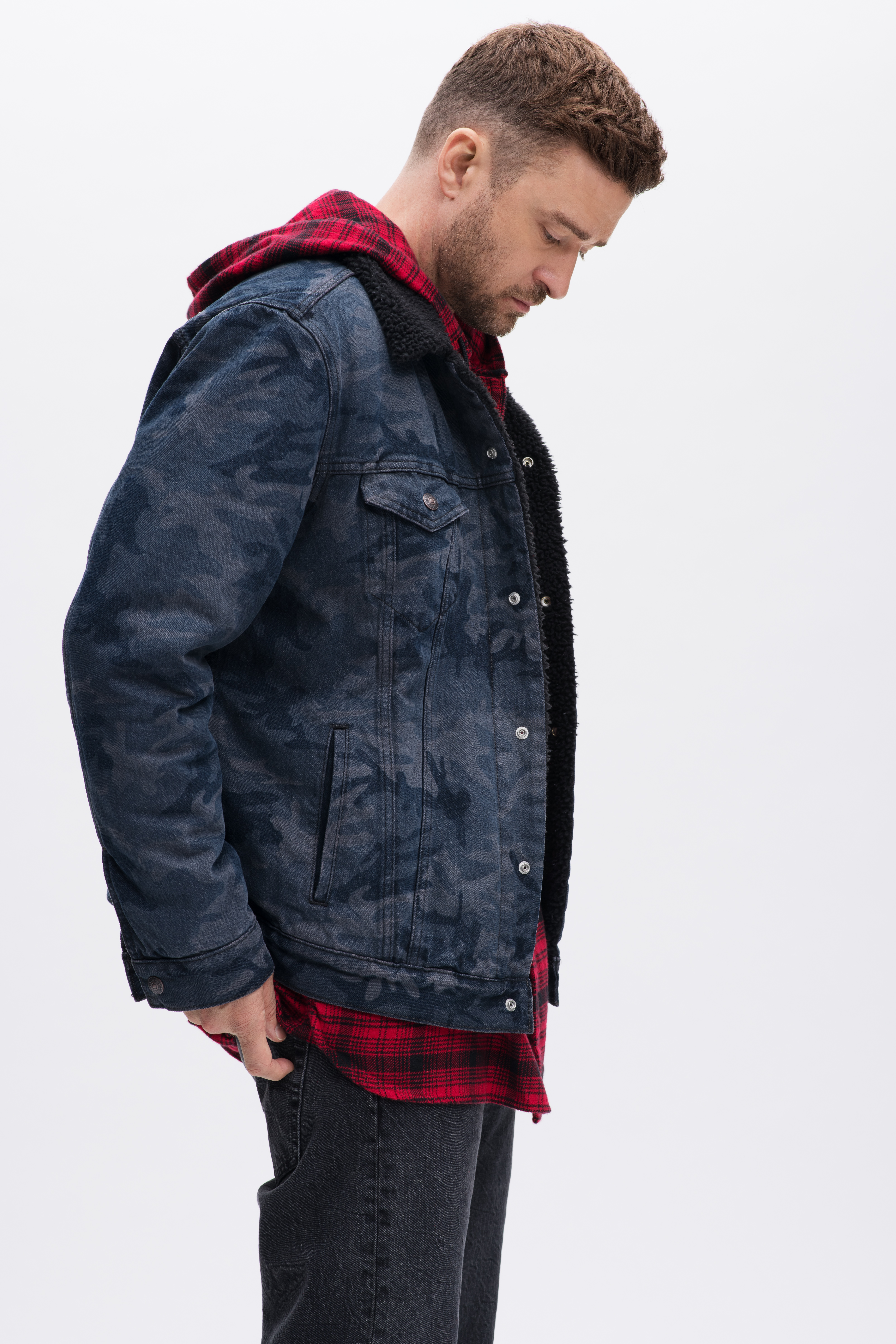 Levi's X Justin Timberlake | Fresh Leaves Collection t5