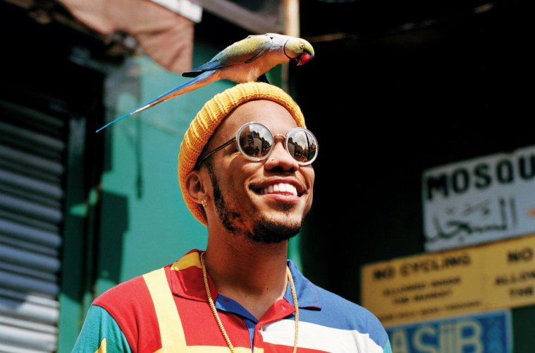 anderson .paak Listen To Anderson .Paak's New 'Oxnard' Album Ft. Kendrick Lamar, J. Cole, Q-Tip, & More anderson paak 1