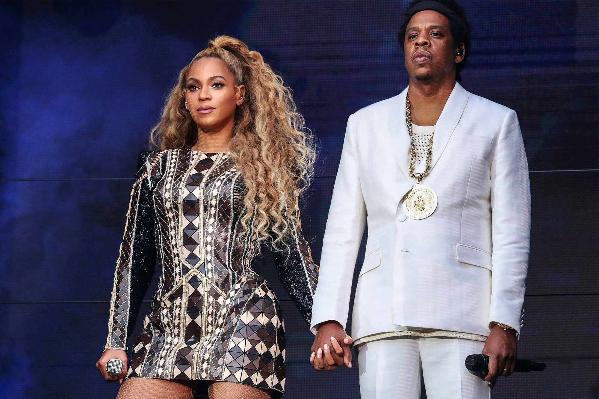 Here's How & Where You Can Watch The GLOBAL CITIZEN FESTIVAL: MANDELA 100 This Sunday beyonce jay z new album