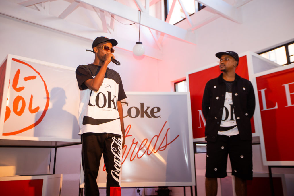 BOILER ROOM AND BALLANTINE'S BRING THEIR TRUE MUSIC PLATFORM TO AFRICA FOR A CROSS-CONTINENT TOUR 2018 11 30 Coke Threads Web JSP 120 1024x683