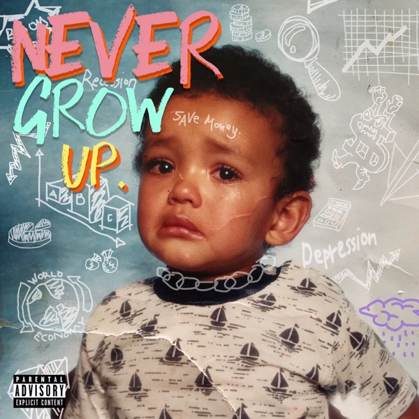 New Shane Eagle 'Never Grow Up' EP Ready To Drop [Listen] 20181221095326