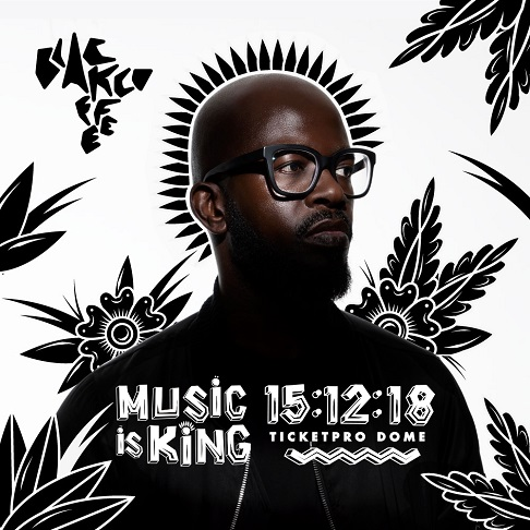 black coffee Black Coffee Set To Bring 'Music Is King Concert' To The Dome BC IG Square 486 by 486