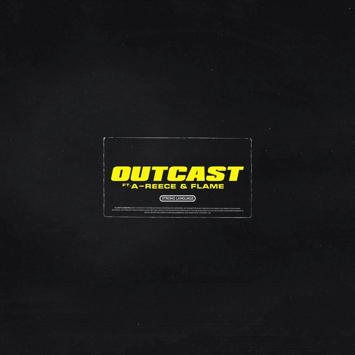 the big hash Listen To The Big Hash's New 'Outcast' Joint Ft. A-Reece & Flame DuhxFZ7X4AAR3Nz