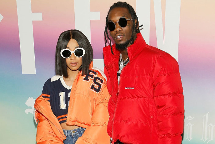 cardi b Cardi B And Offset Have Broken Up [Watch] c
