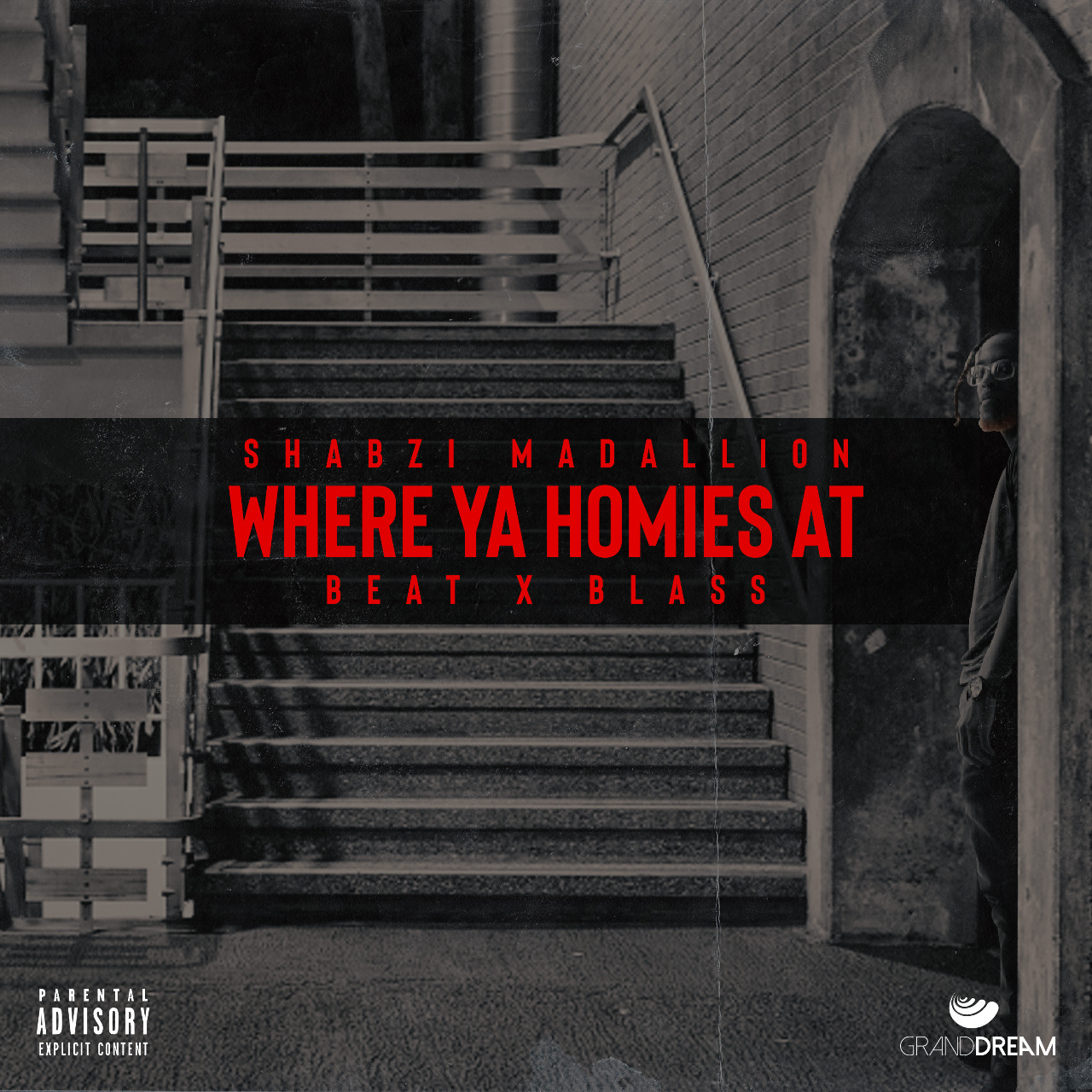 shabzi madallion Listen To ShabZi Madallion's New 'Where Ya Homies At' Joint ShabZi Madallion WYHA
