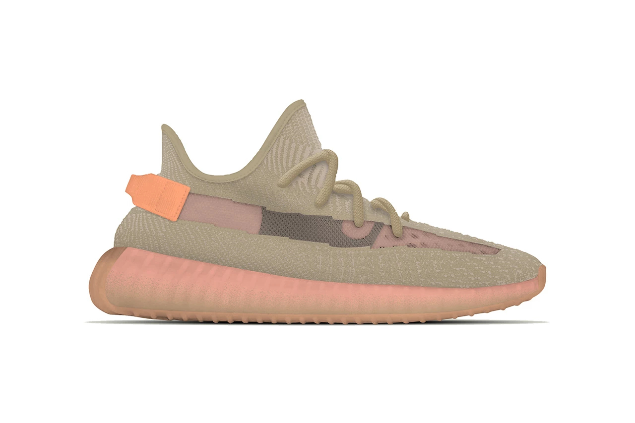 "adidas yeezy boost 350 v2 New adidas YEEZY BOOST 350 V2 ""Clay"" Colorway Rumored To Drop Soon https   hypebeast"