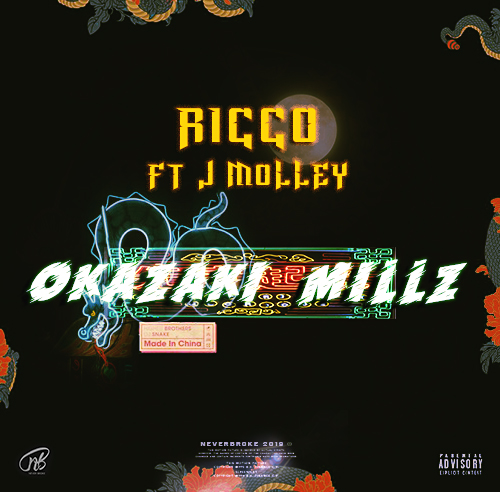 ricco New Ricco 'Okazaki Millz' Single Ft. J Molley Teased [Listen] image1 1