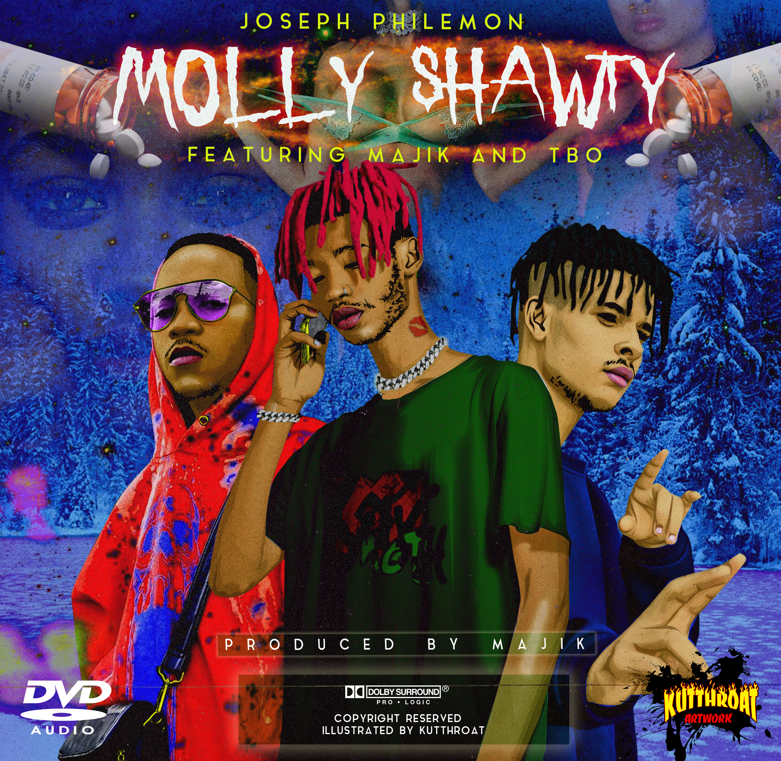 joseph philemon Listen To Joseph Philemon's New 'Molly Shawty' Single Ft. Majik & TBO image1