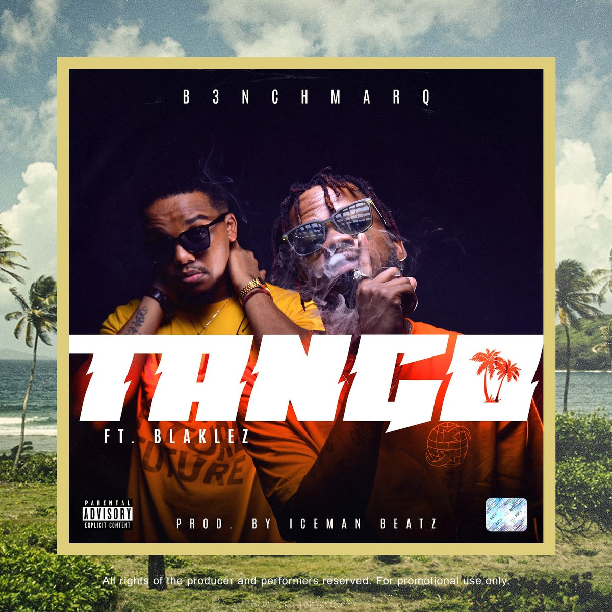 b3nchmarq B3nchMarQ Finally Drop New #TANGO Single Ft. Blaklez [Listen] Dy3myhRW0AAZfQu
