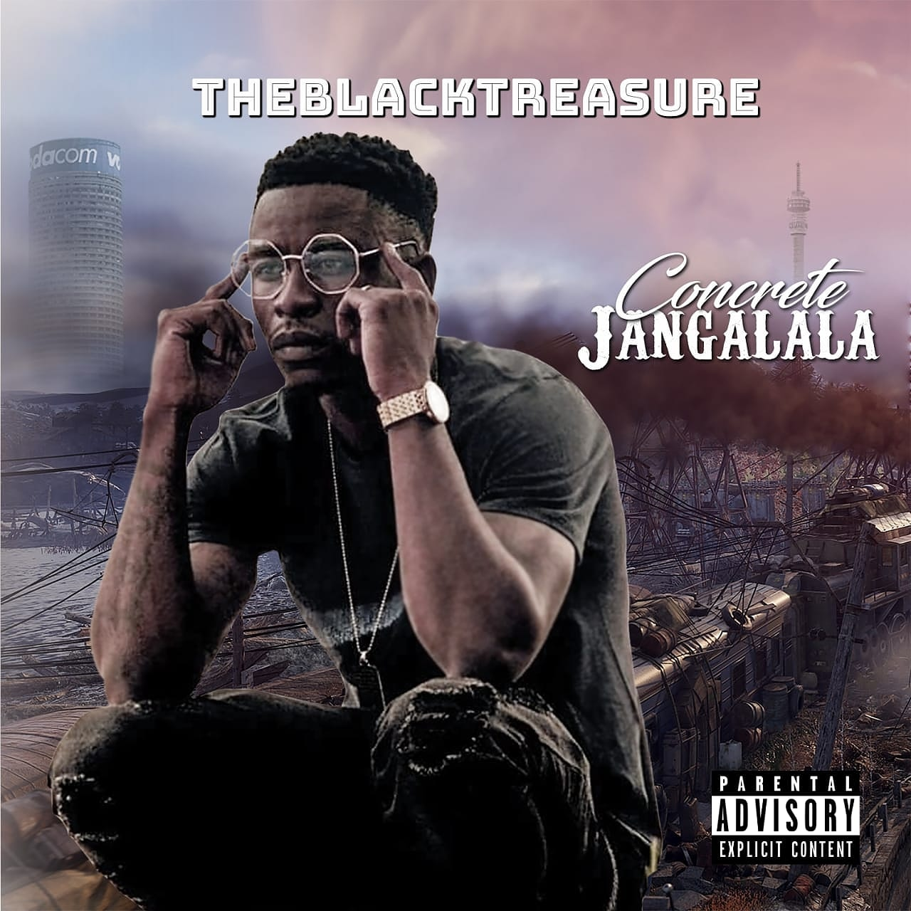 theblacktreasure Listen To TheBlackTreasure's Latest 'Concrete Jangalala' EP IMG 20190223 171511 321