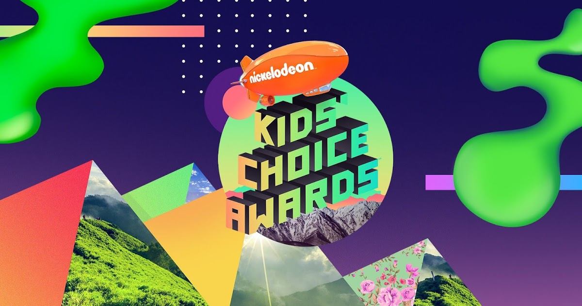 aka AKA Scores Nickelodeon Kids' Choice Awards 2019 Nomination Nickelodeon 32nd Kids Choice Awards 2019 Logo KCA Nick KCAs International 2