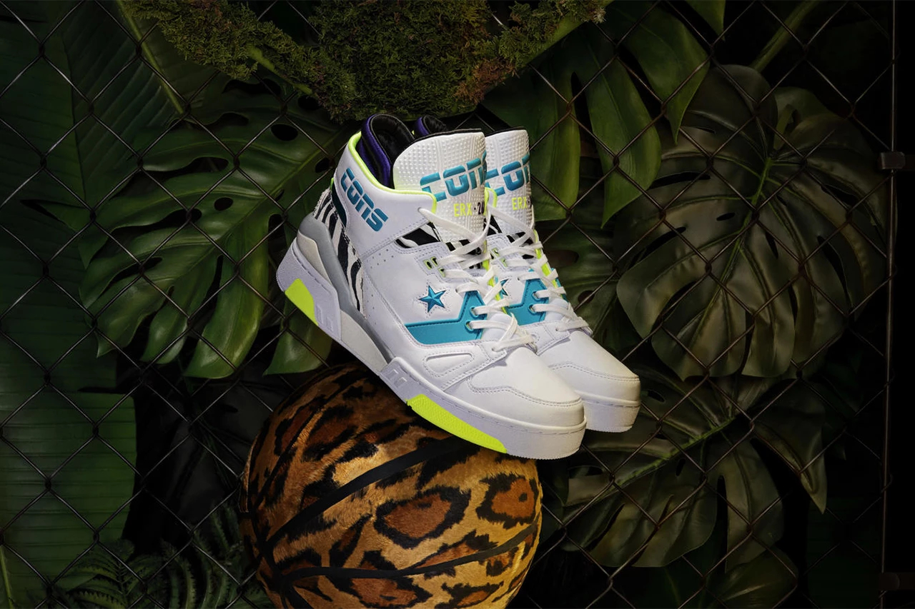 """converse Converse Launches Second ERX Collection With Don C """"ANIMAL VS METAL"""" https   hypebeast"""