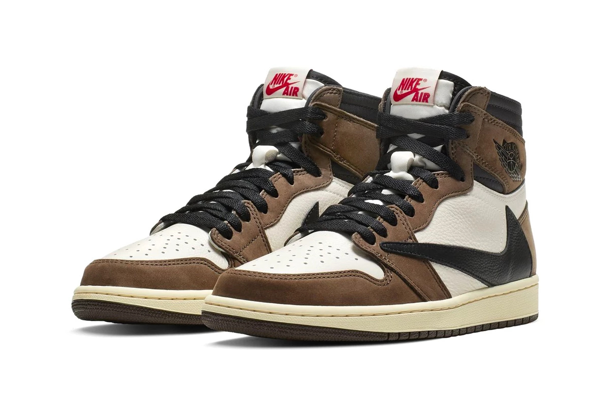 separation shoes 9a3ce c6865 travis scott x jordan 1
