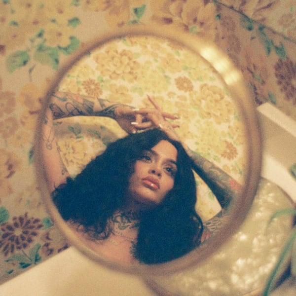kehlani Kehlani Drops New 'While We Wait' Mixtape Ft. 6LACK, Ty Dolla Sign, Musiq Soulchild & More [Listen] kehlani while we wait cover