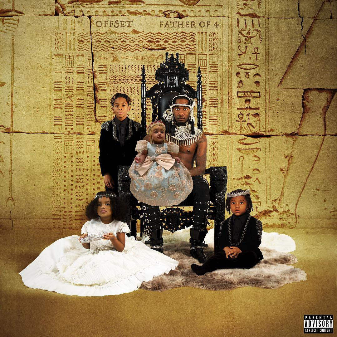 offset Offset Drops New 'Father Of 4' Solo Album [Listen] offset father of 4