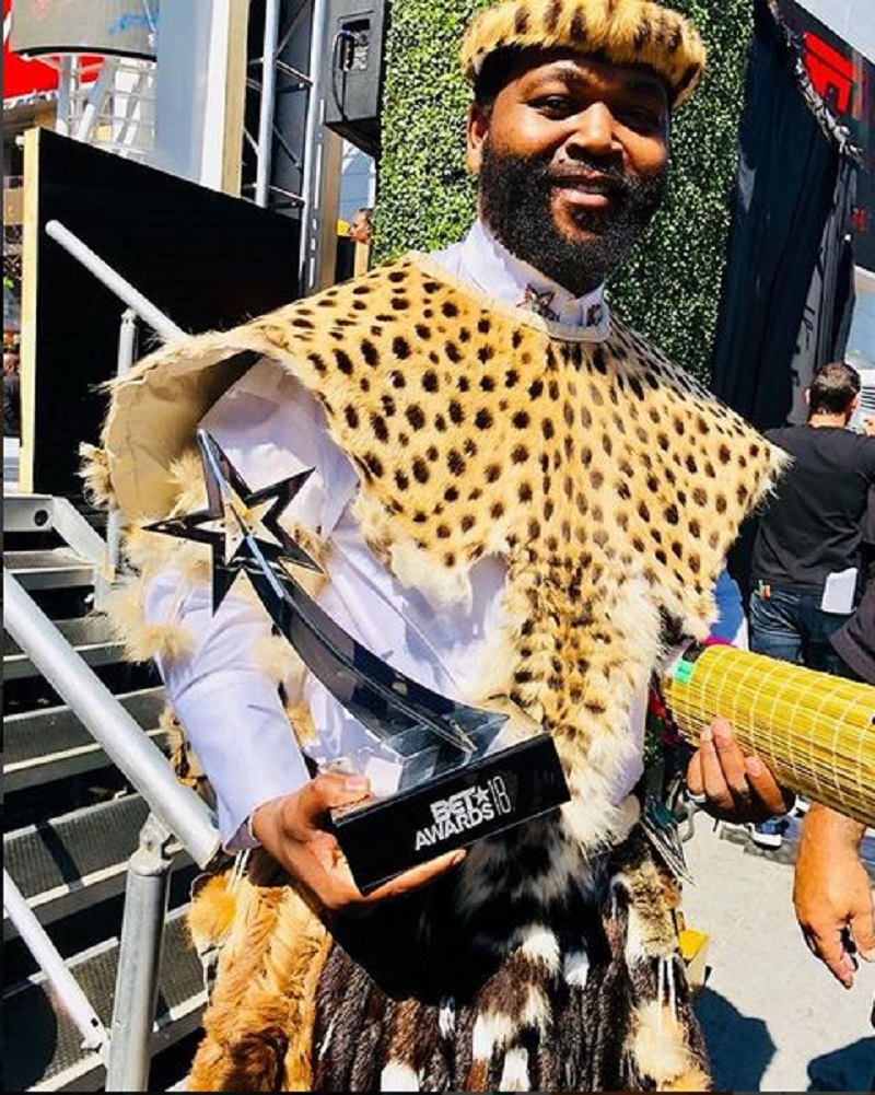 sjava Sjava's BET Award Finally Lands In South Africa unnamed