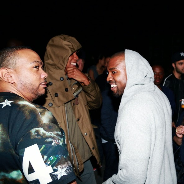 Timbaland Teases Kanye West 'Yandhi' Song By Dropping Snippet [Watch] 170315919
