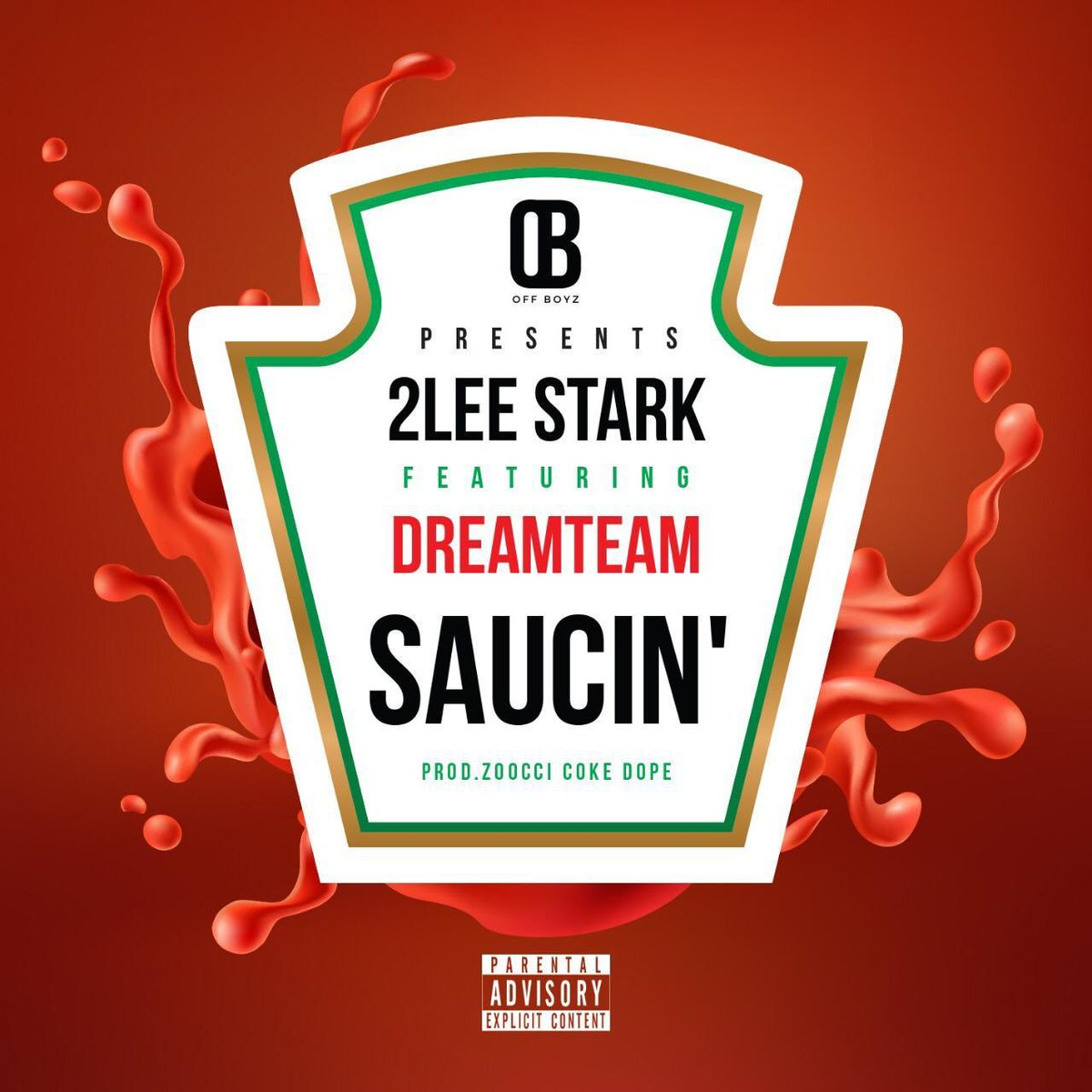 2lee stark Listen To 2Lee Stark's New 'Saucin' Joint Ft. DreamTeam & Zoocci Coke Dope D04gXL2W0AAd2 y