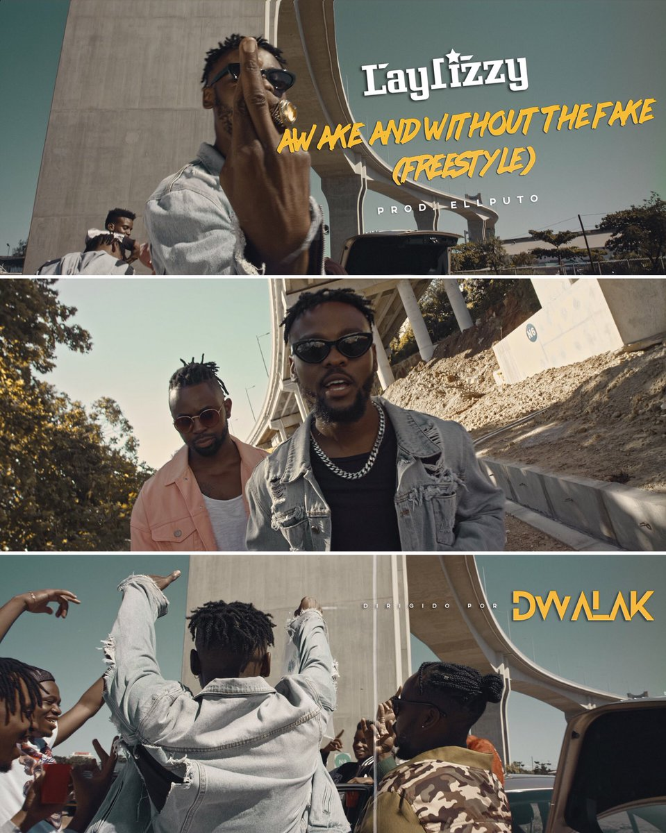 Watch Laylizzy's New 'Awake And Without The Fake' Visuals D1Ckl20X0AA1pj6
