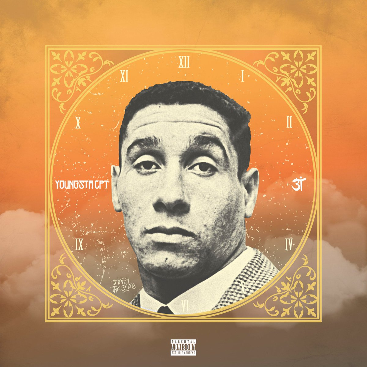 youngstacpt YoungstaCPT Shares #3T Album Cover & Tracklist D2P1A rXcAAdxfw