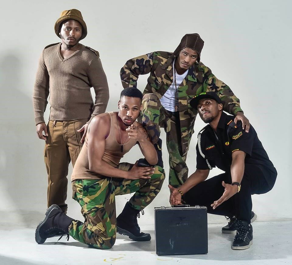 driemanskap Driemanskap Drop New #24HoursInGugs Cypher & Announce Album Drop Month [Listen] Drie