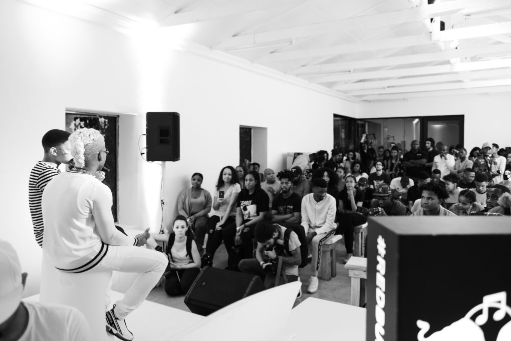 nasty c Checkout What Went Down At The 'MUSIC ART LOVE' Experience With Nasty C MM 190315 Nasty C Music Art Love 0024 1024x683