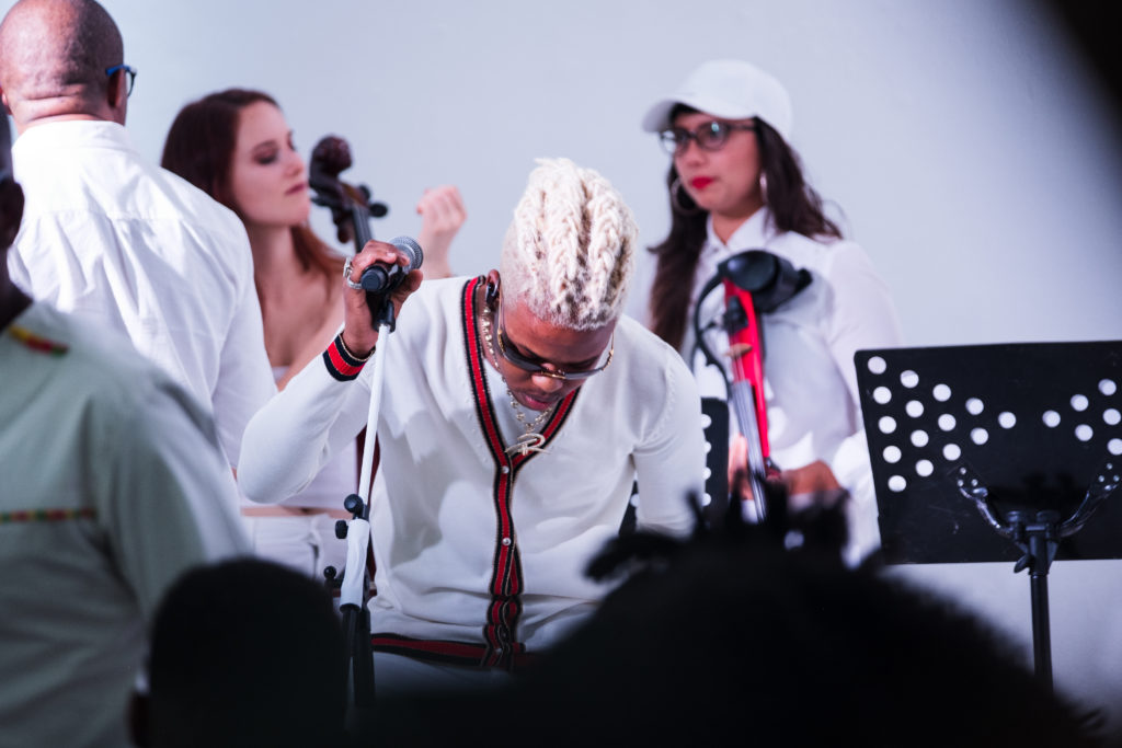 nasty c Checkout What Went Down At The 'MUSIC ART LOVE' Experience With Nasty C MM 190315 Nasty C Music Art Love 0029 1024x683