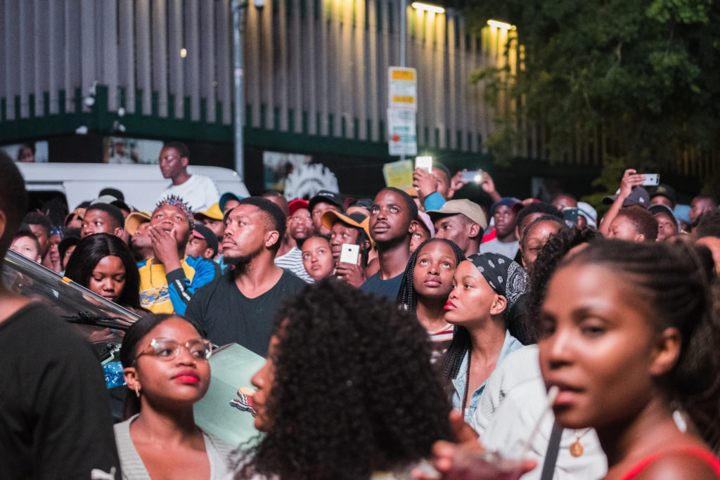 nasty c Checkout What Went Down At The 'MUSIC ART LOVE' Experience With Nasty C MM 190315 Nasty C Music Art Love 0054 1024x683