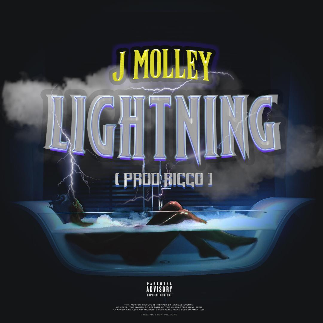 j molley Watch J Molley's New 'Lightning' Music Video image1