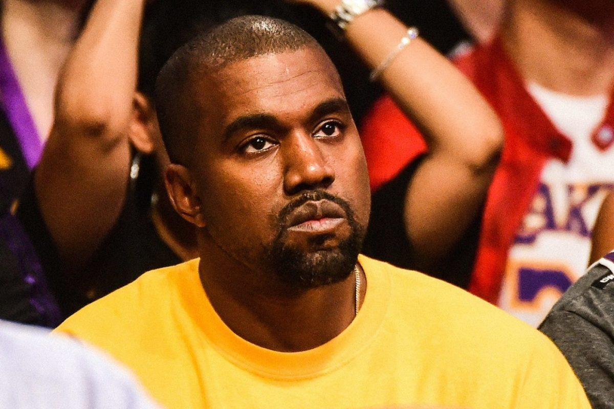 kanye west Kanye West Can't Ever Retire According To His EMI Contract kanye west sad e1525201915201