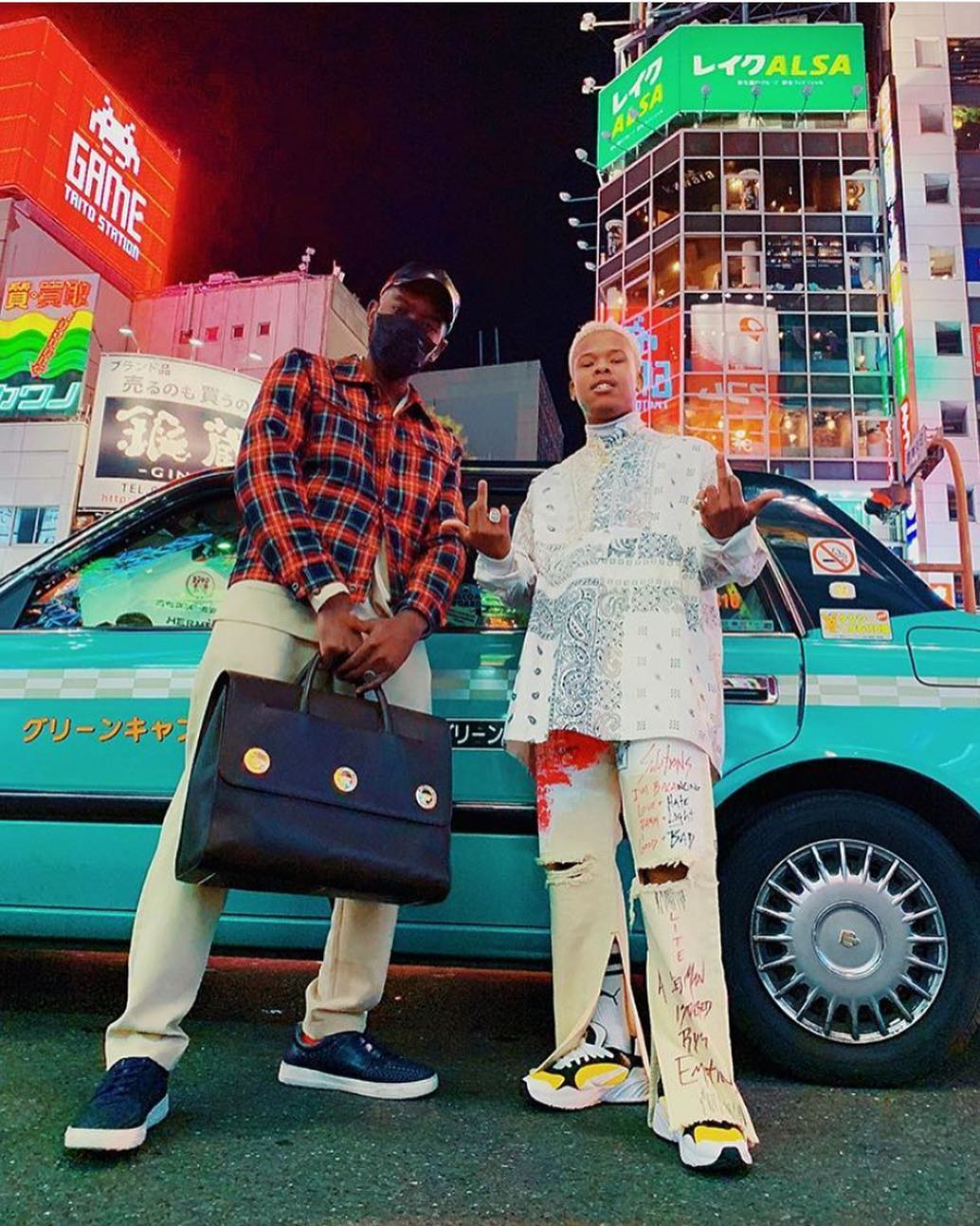 nasty c Watch Nasty C Recording New Music Out In Japan 55886186 615724872224216 7721315465562128603 n