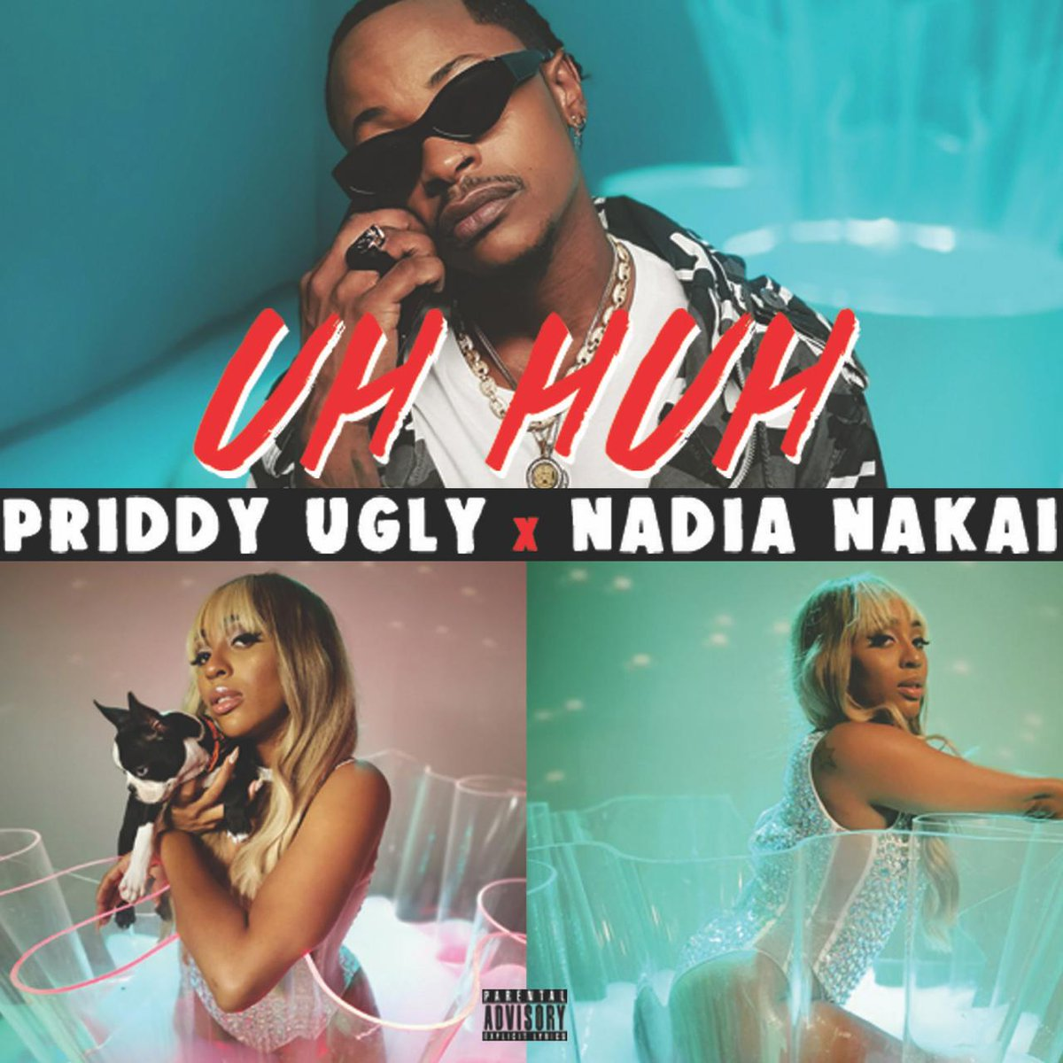 priddy ugly Peep Priddy Ugly x Nadia Nakai's New 'UH HUH' Music Video D3aO1PzXsAAuMnF 1