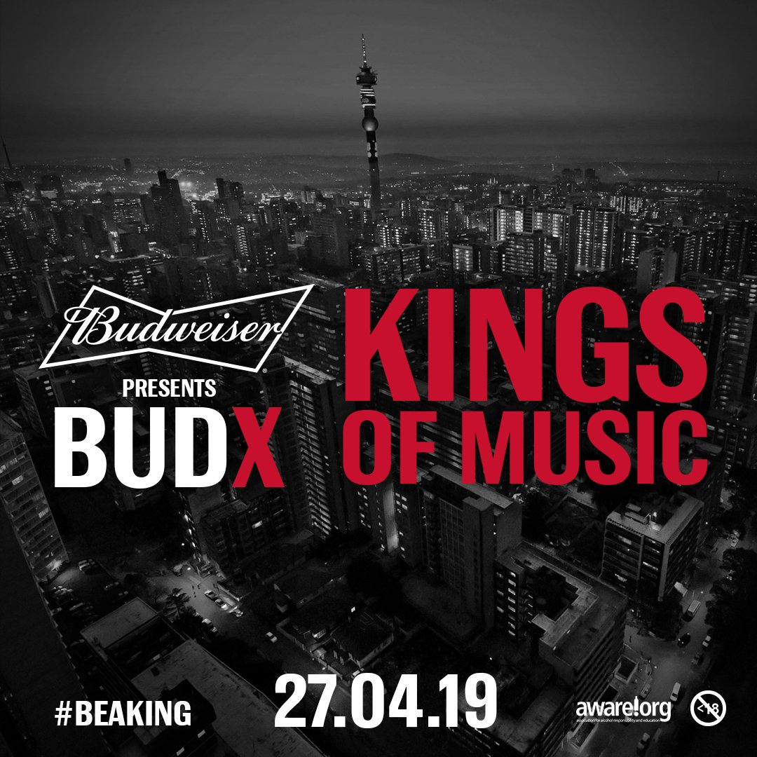 #budx #BUDX's Arrival In Mzansi Stirs Up Excitement In Jozi W/ A Kings Of Music Concert Headlined By Black Coffee D4cWg2XWsAAWQ0R