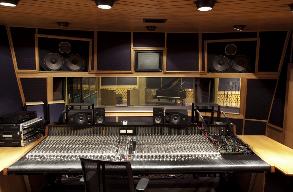 Downtown Studios Celebrates 40 Years Of Contributing To The Music Industry Studio 2 Harrison Angle 1024x672