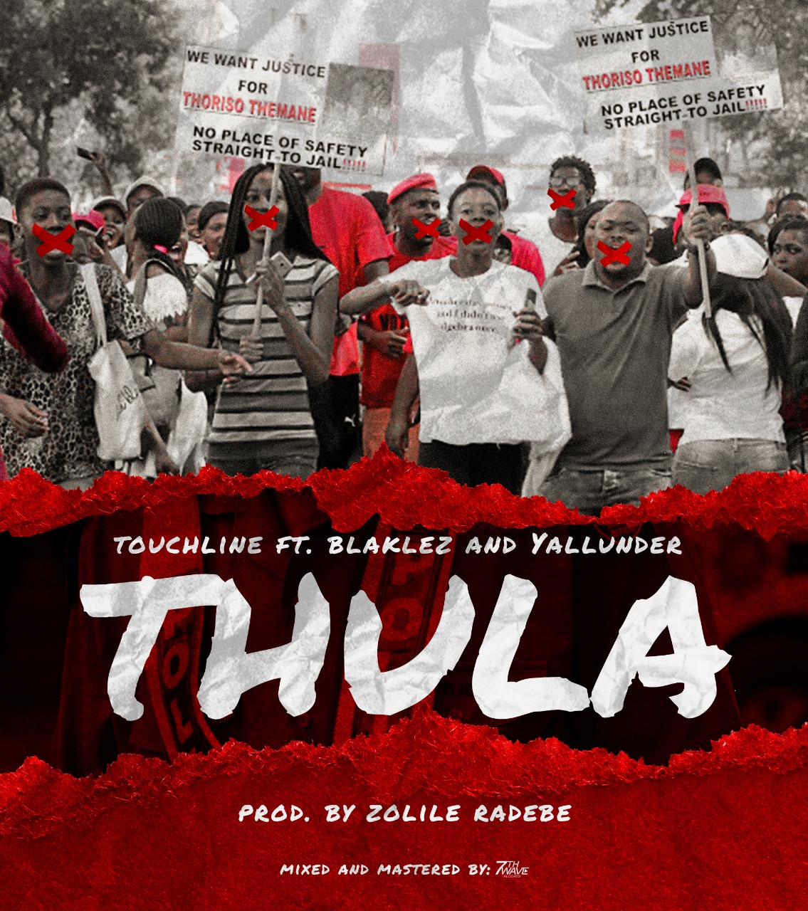 touchline Touchline Drops New 'Thula' Record Ft. Blaklez, Yallunder & Bongane Sax [Listen] WhatsApp Image 2019 03 23 at 17