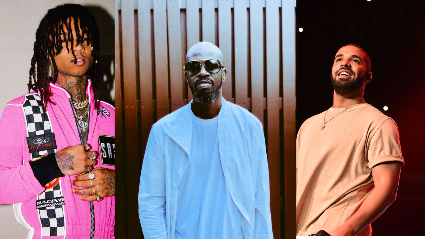 dj black coffee production This New Drake x Swae Lee Collab Sounds Like a Black Coffee Production [Listen] b
