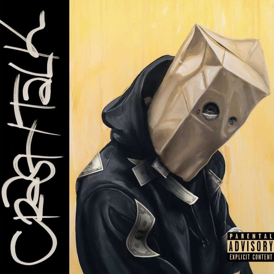 schoolboy q ScHoolboy Q Drops New 'CrasH' Single [Listen] crash talk cover