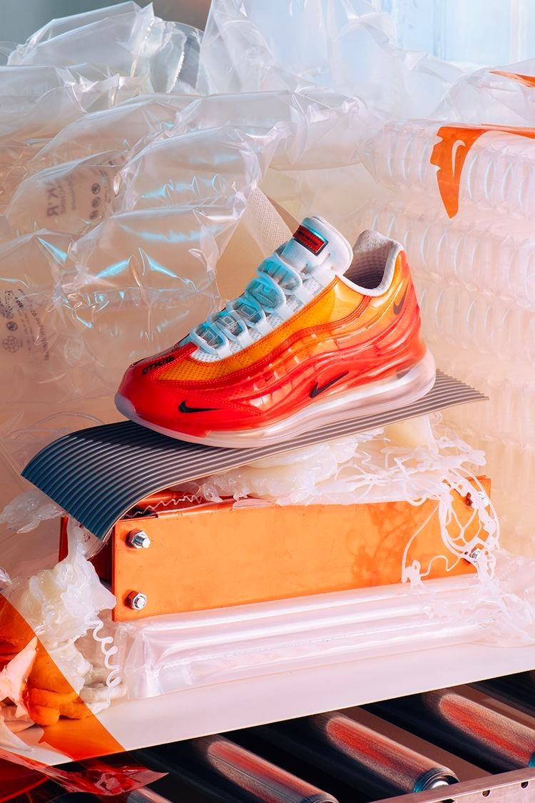 New Heron Preston Nike By You Air Max 720/95 Collection https   hypebeast