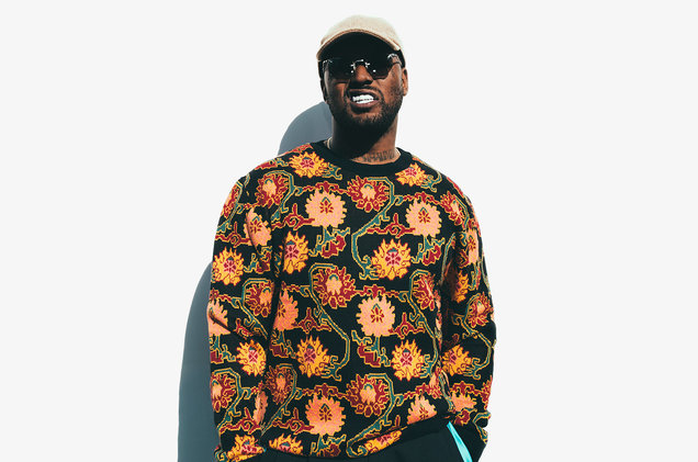 schoolboy q ScHoolboy Q Threw Away Two Full Albums Before 'CrasH Talk' schoolboy q press by Xonie 2019 billboard 1548