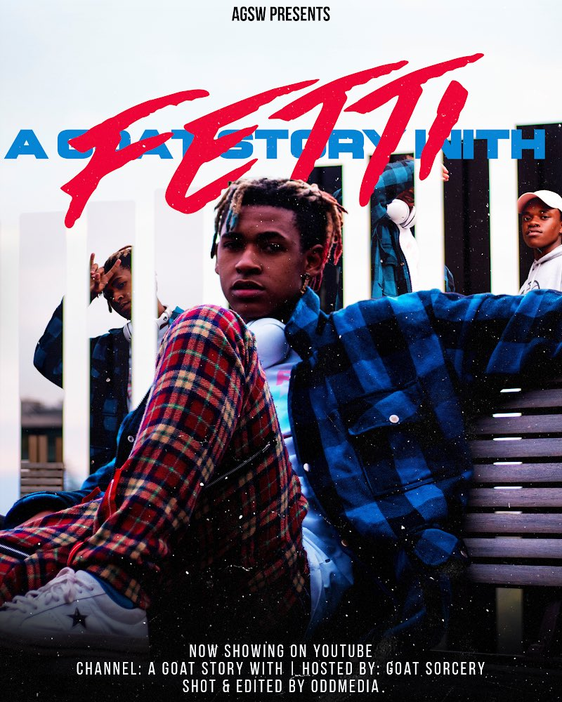 fetti Watch Fetti Talk Treehouse, Upcoming Music, Girls & More On The Season Finale Of 'A Goat Story With' D5fsl9nXsAA2sLm