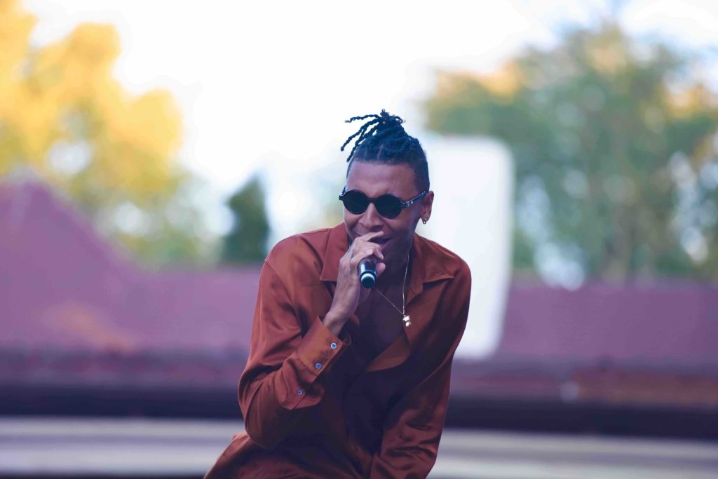Masego brings international Flavour to the Flying Fish Ultimate #FlavourChillas Backyard Festival Headline Act Masego Flying Fish FlavourChillas Backyard Festival Image by On Air Entertainment 1024x683
