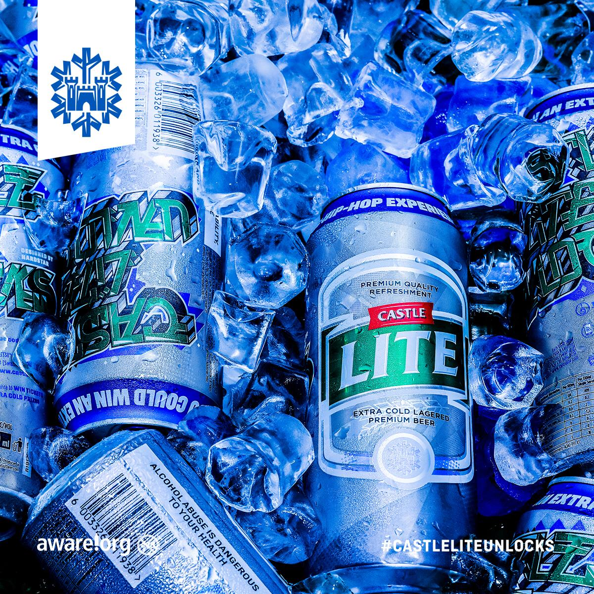 CASTLE LITE UNLOCKS CAPE TOWN! PHOTO 2019 05 13 10 15 07