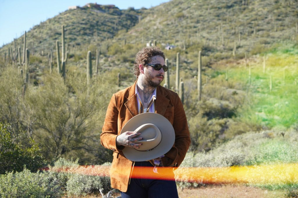 Arnette Launches Eye-wear Collection With Post Malone Post Malone Arnette BTS IMAGE PR EXCLUSIVE 4 1024x683