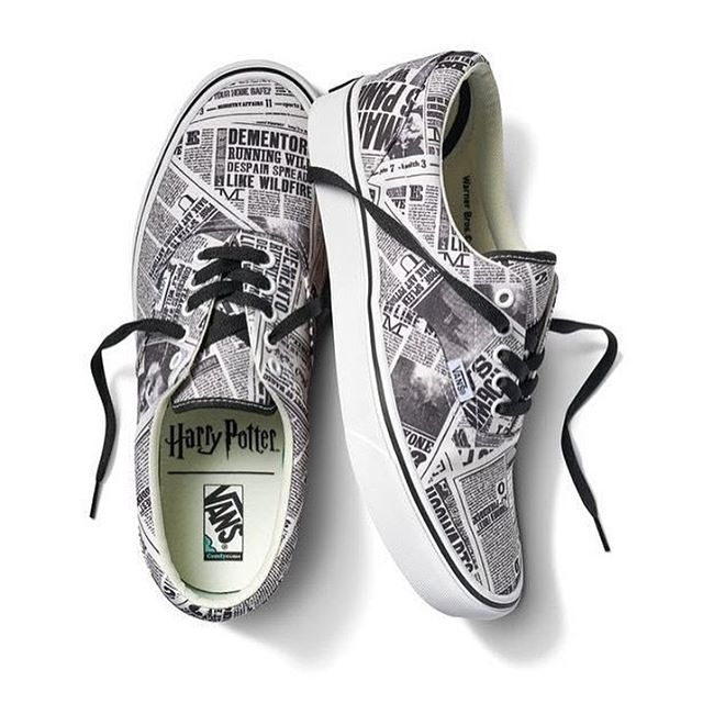 New Harry Potter x Vans 2019 Collection harry potter vans collection yomzansi 5
