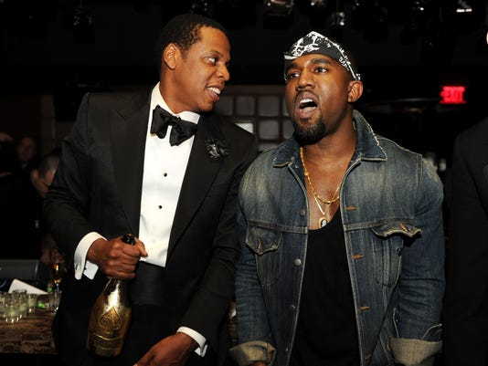 There's A Previously Unreleased Kanye West x JAY-Z Song That Has Leaked [Listen] jay z and kanye west at marquee at the cosmopolitan of las vegas 1307151142 4 3
