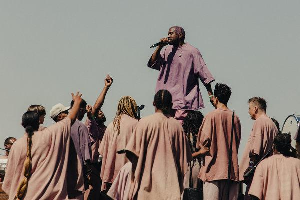 There's A Full Performance of Kanye West's Coachella Sunday Service Available Online [Listen] merlin 153817923 7cedfcf6 04a0 458b b776 e00510f61037 articleLarge