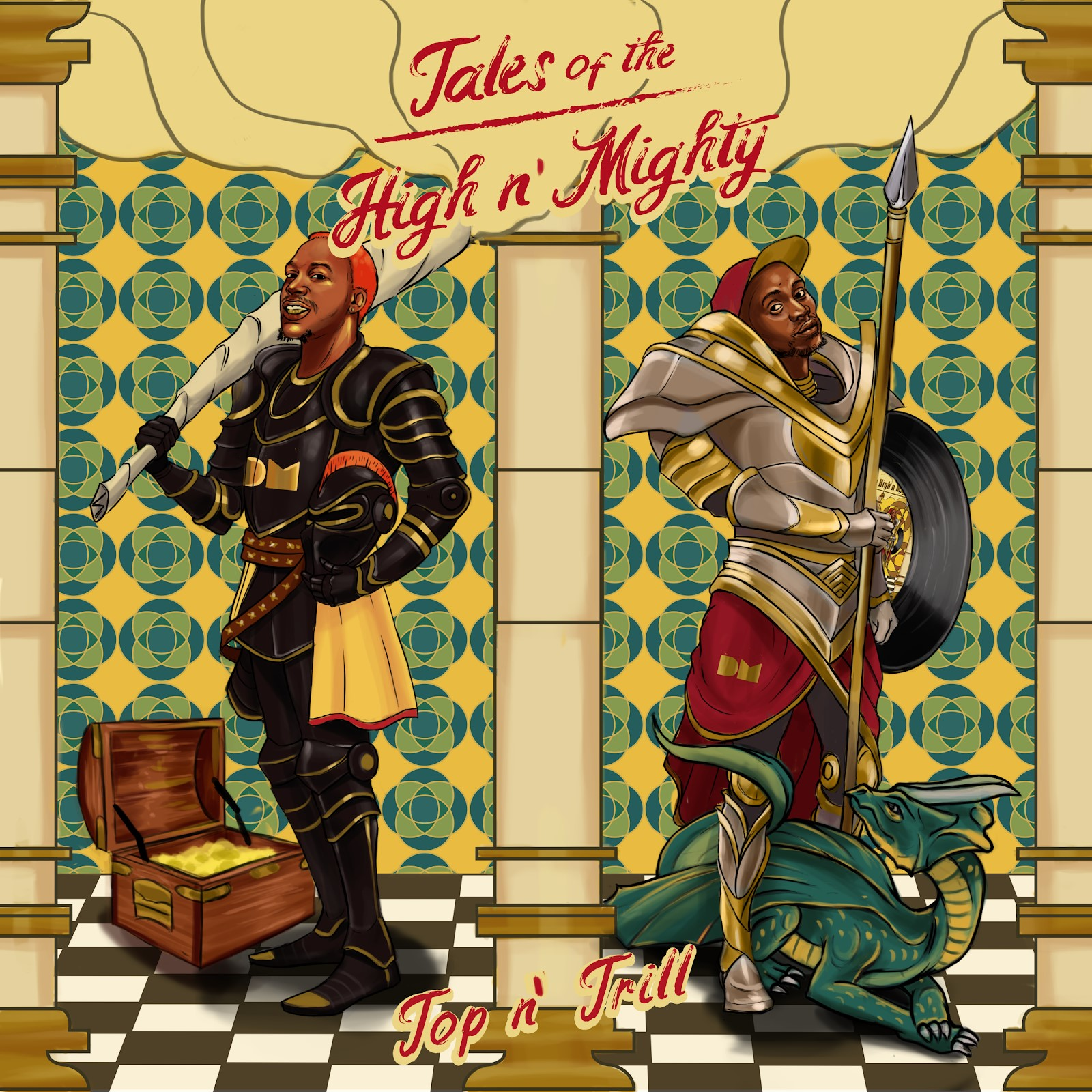 [object object] Ginger Trill x TopGogg Drop New 'Tales Of The High 'N Mighty' EP [Listen] s 1