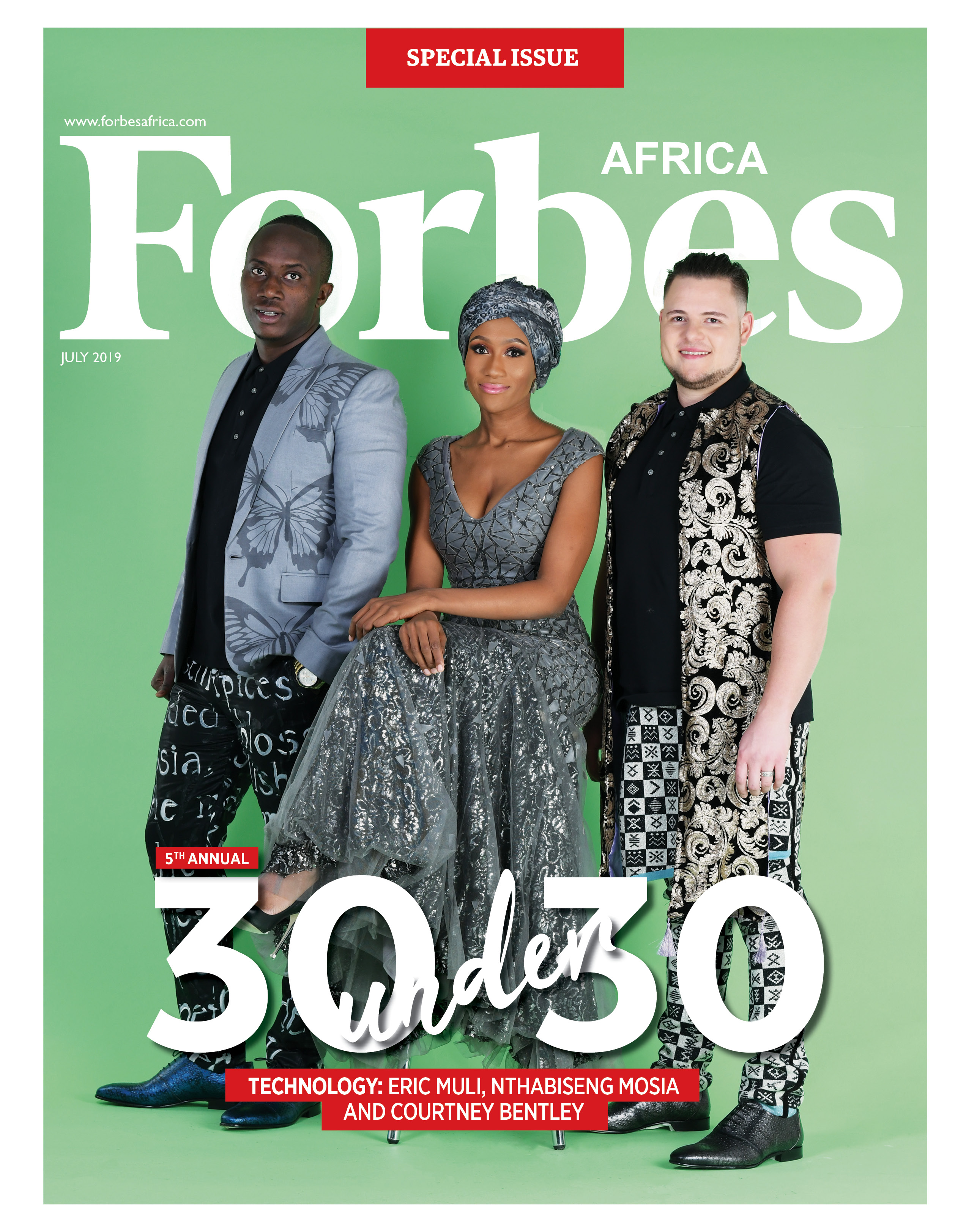 FORBES AFRICA REVEALS 30 UNDER 30 LIST  FOR 2019 2019 30 Under 30 Technology